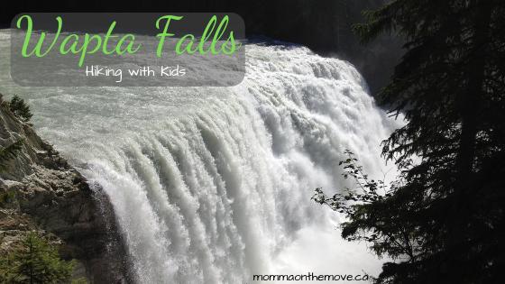 wapta falls hike