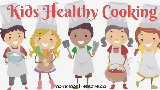 kids healthy cooking