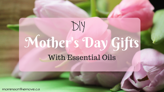 diy essential oil gifts