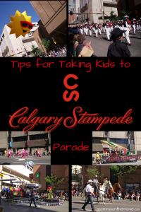calgary stampede parade
