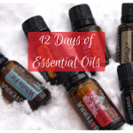 SM 12 Days of Essential Oils