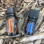 essential oils for hikers