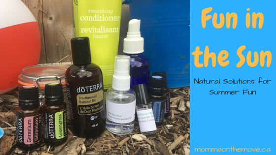 natural solutions for summer