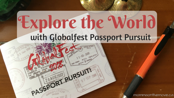 Blog Explore the World with Globalfest Passport Pursuit