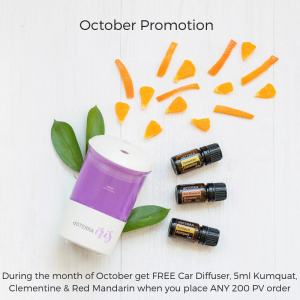 October Promotion 2018