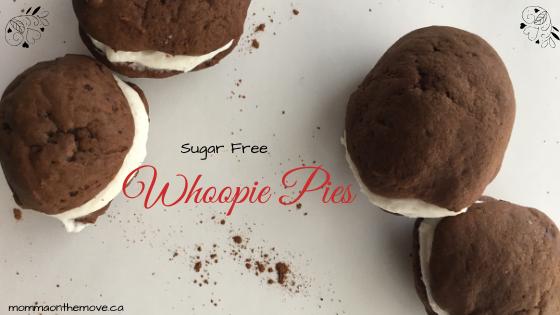 sugar free whoopie pies